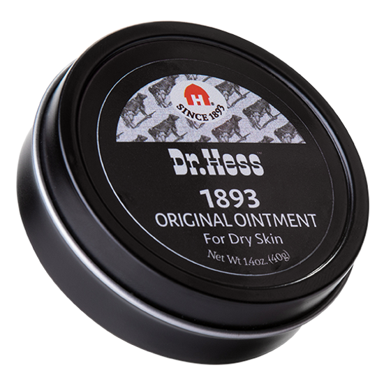 Picture of Dr Hess 1893 Original Ointment